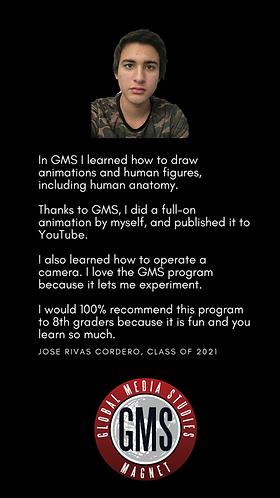 Instagram Testimonial Jose Rivas Cordero