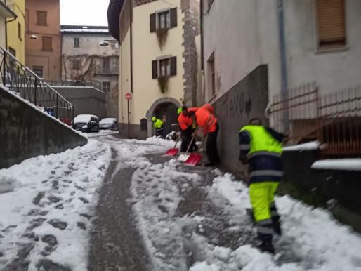 Intervento per Neve