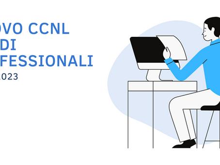 Il nuovo CCNL degli studi professionali firmato da SIOD