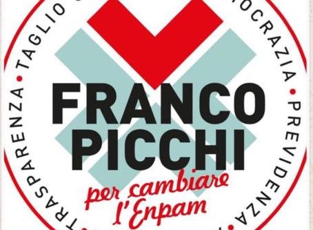 Elezioni ENPAM: Franco Picchi