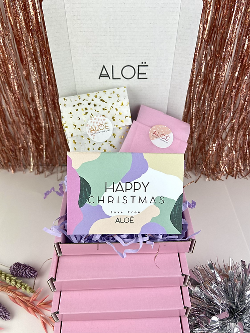 Aloë Surprise Xmas Gift Box - 2 Pairs