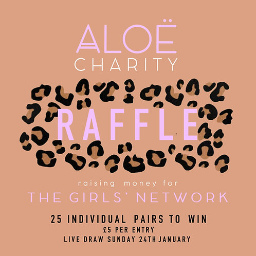 Aloë Charity Raffle