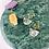 Thumbnail: Clip on Half Moon Triangle Earrings