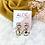 Thumbnail: Triple Gold Mini Sun Hoops