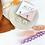Thumbnail: Gold Disc & Moon Clip On Earrings