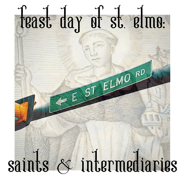 feast day of st elmo promo no fine print
