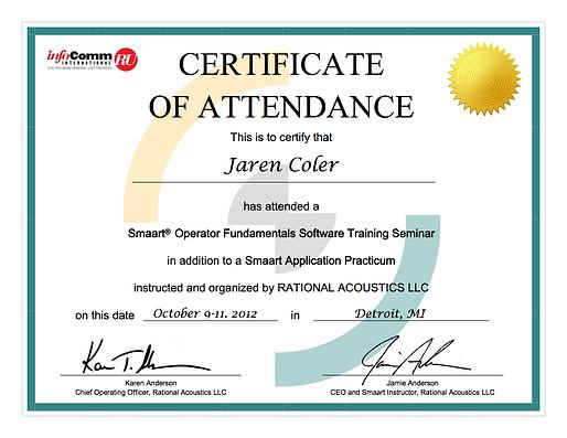 Smaart certificate.png