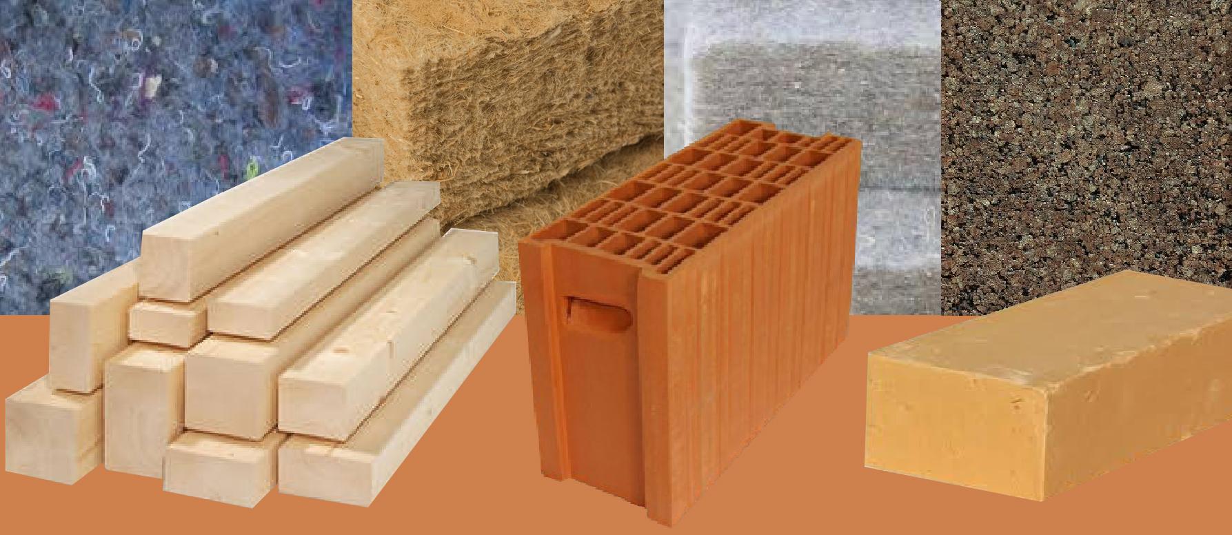Materiaux Naturel des matériaux naturels pour une maison saine | ben grine architecte