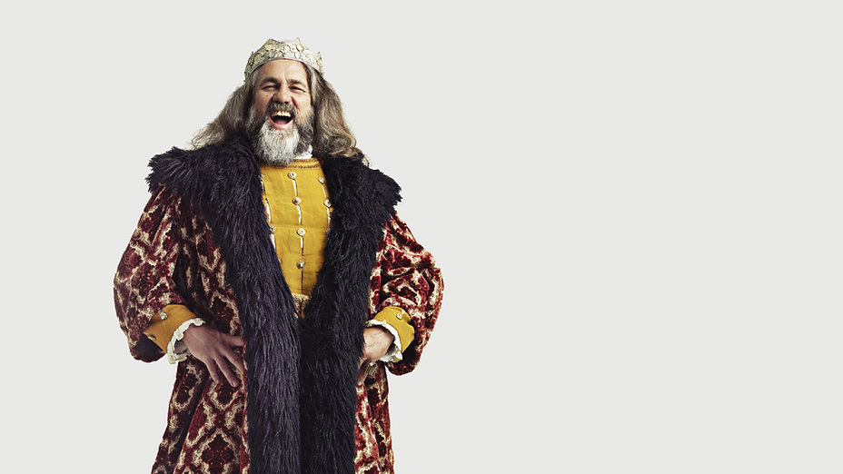 costume roi