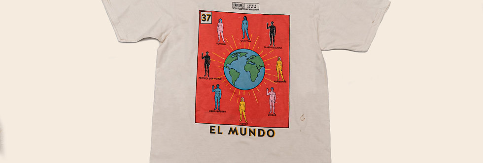 EL MUNDO TEE