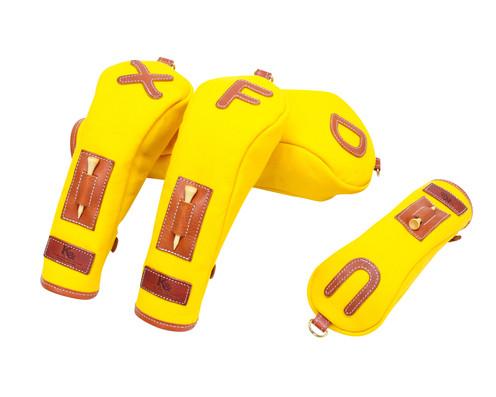 K& HC-TEE PICT ヘッドカバーセット ひまわり