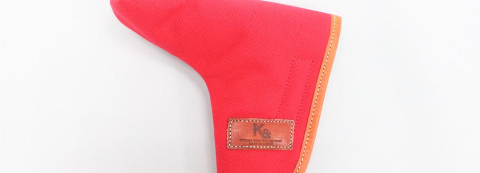 K& PC-BETA レッド パターカバー