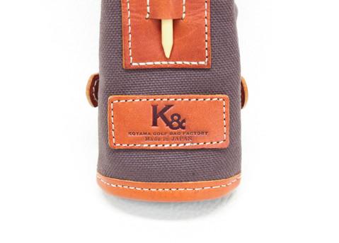 K& HC-TEE PICT ヘッドカバーセット チョコ6