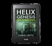 Chris Lofts Author - Helix Genesis - The Interviews