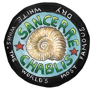 Wine Liaisons Sancere and Chablis wine tour logo