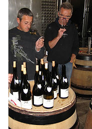 Wine Liaisons Brendan Moore wine tasting