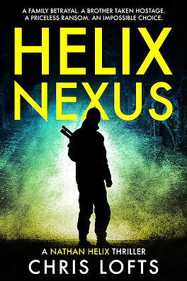 Helix Nexus Thriller by Chris Lofts Author