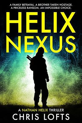 Helix Nexus Thriller by Chris Lofts Author