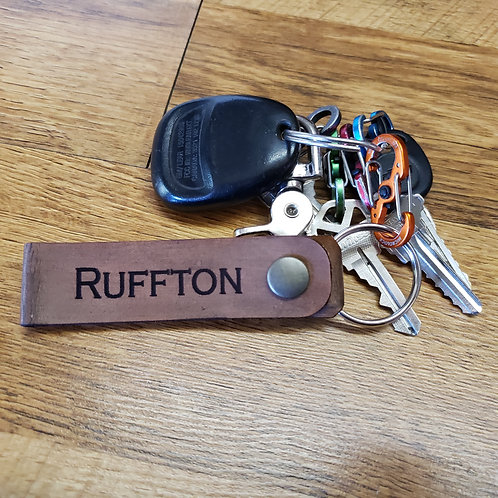 Ruffton Keychain