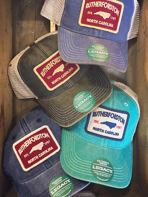 Rutherfordton Hat