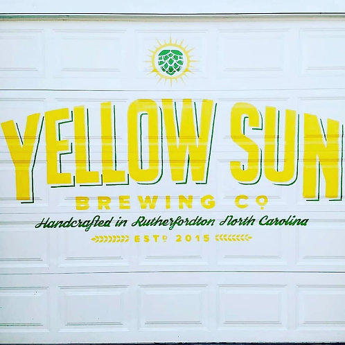 Gift Card for Yellow Sun Brewing