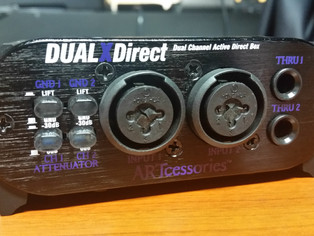 Stereo Direct Box solution from ART Pro Audio