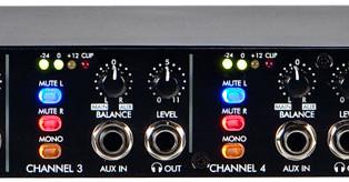 ART Pro Audio HeadAmp 6