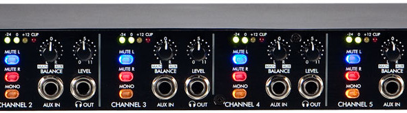 ART Pro Audio HeadAmp 6