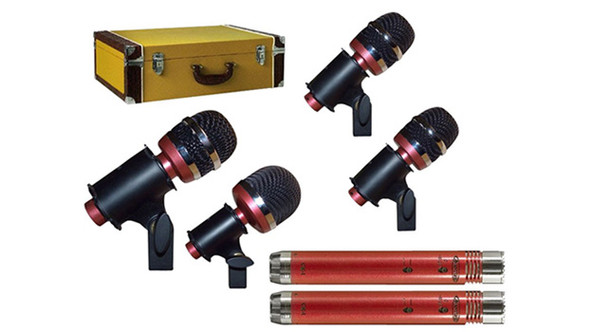 Avantone CDMK-6 6-Mic Drum Mics Kit