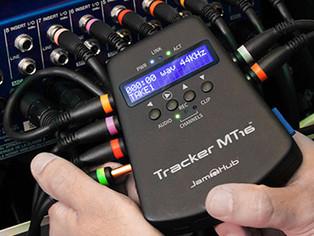 JamHub Tracker MT16 Recorder