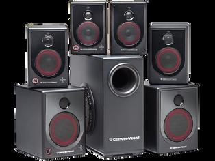 Cerwin-Vega! Announces XD Desktop Speaker Series
