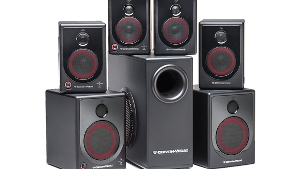 Cerwin-Vega! Announces XD Desktop Speaker Series
