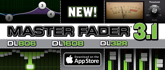 MASTER FADER V3.1 NOW AVAILABLE FOR FREE DOWNLOAD