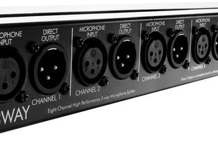 ART Pro Audio S8 Mic Splitter