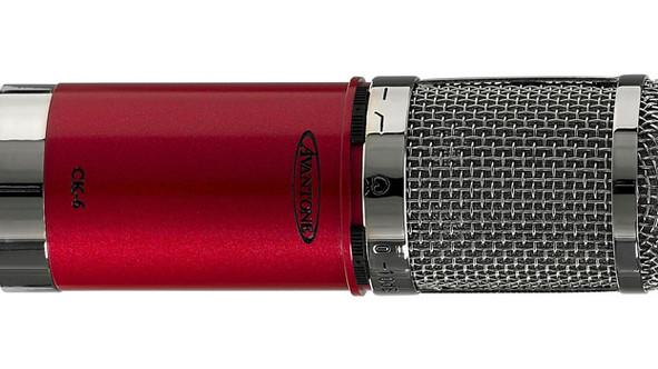 Avantone CK-6 Large Capsule Cardioid FET Condenser Microphone