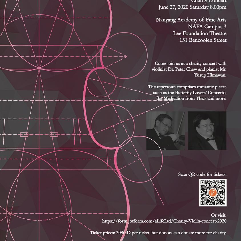RESCHEDULED A Gift of Love Charity Concert - 31 OCT 2020
