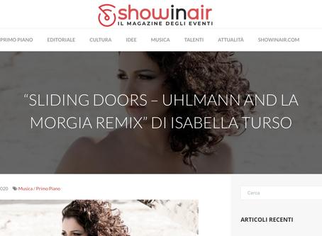 showinair.news / Sliding Doors - Uhlmann and La Morgia Remix...