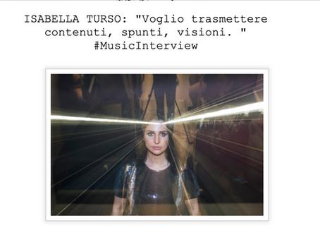 """outsiderallsite.blogspot.com / Isabella Turso: """"Voglio trasmettere contenuti, spunti, visioni."""""""