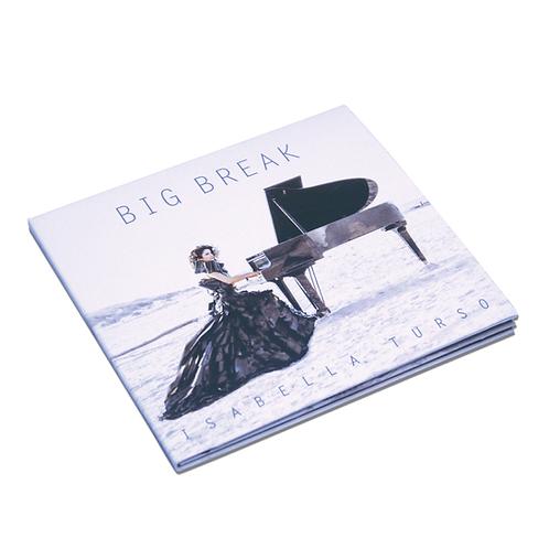 Big Break, CD