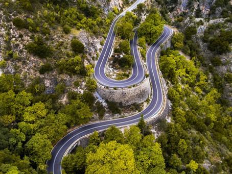 Dröm för Cyklister - Bilfria landsvägar!