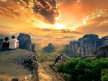 5 Platser du måste se i Grekland!