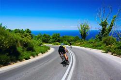 Cykelresa Pelion Norra Grekland