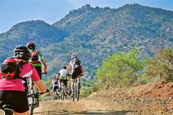 Cykeltur på Cypern
