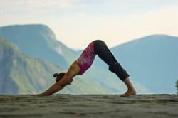Yogaresa i Norra Grekland