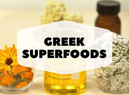 Superfood - Also Greek!