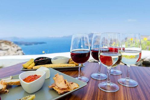 Mat & Vin resa - Norra Grekland