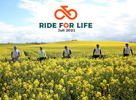 Ride For Life - 2021