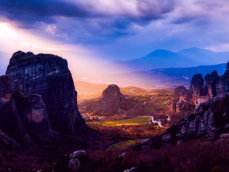 Greklands Grand Canyon