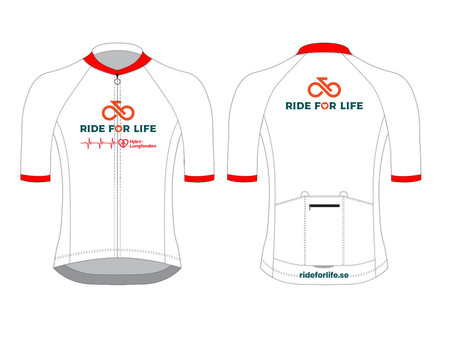 RIDE FOR LIFE - Team Kläder 2020