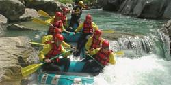 Rafting i Peloponnesos